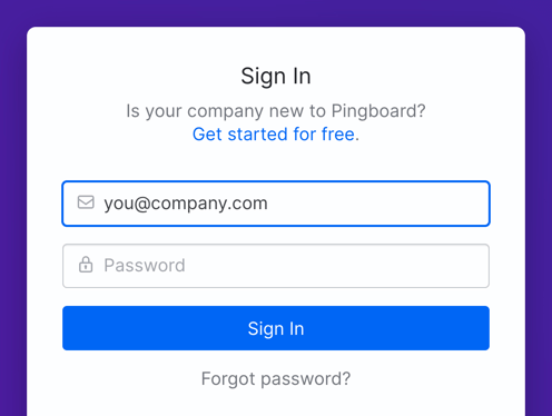 <a href='https://app.pingboard.com/sign_up'>Sign up</a> for a free Pingboard trial