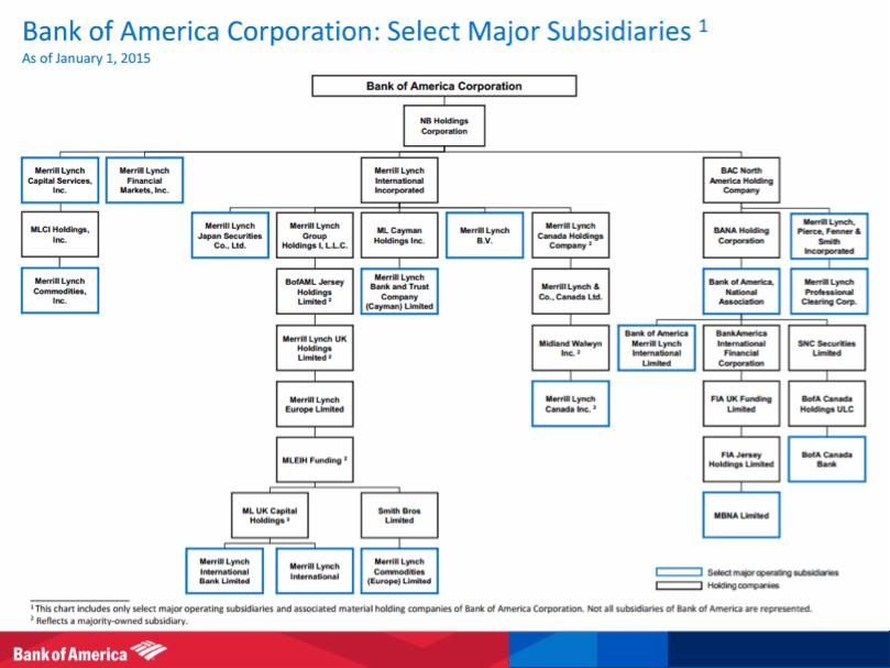 A matrix organizational chart example
