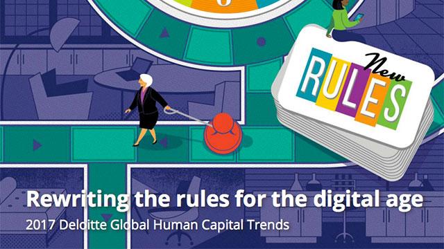 Global Human Capital Trends 2016 report by Deloitte
